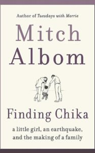 Finding Chika, Mitch Albom book cover