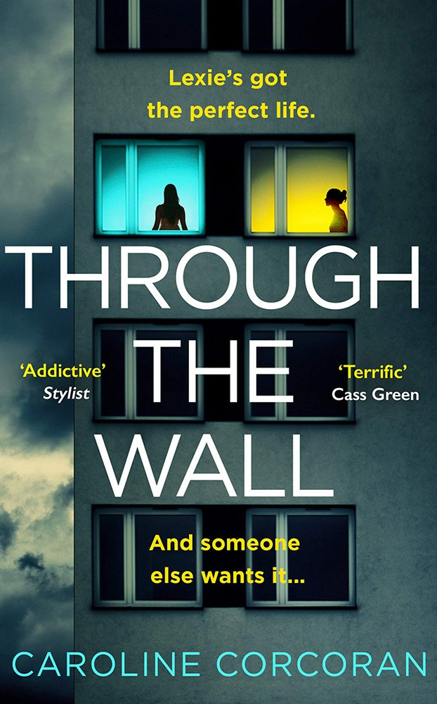 Through The Wall, Caroline Corcoran book cover